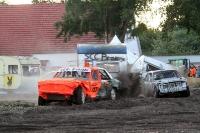 Wohnwagen-Rennen