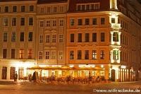 Feierabend in Dresden