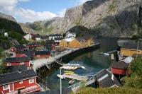 Weltkulturerbe Nusfjord