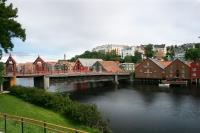 Bybrua in Trondheim