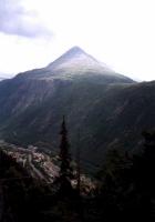 Der Gaustatoppen trohnt mit 1883 m über Rjukan
