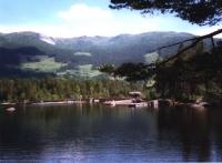 Badeplatz bei Valle