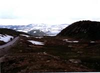 Von Valle über's Fjell nach Stavanger