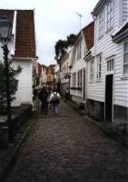 Stavanger: In der Altstadt