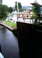 Der Dalslandkanal bei Haverud
