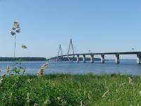 Brücke zur Insel Faro