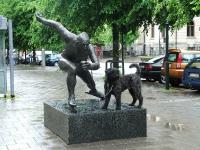 Trondheim: Denkmal