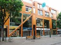 Trondheim: Modernes Geschäftshaus